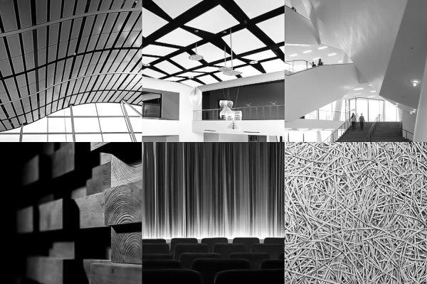 Bureau d'étude acoustique à Lyon - Design