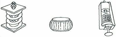 Pédagogie - Antivibratiles équipements